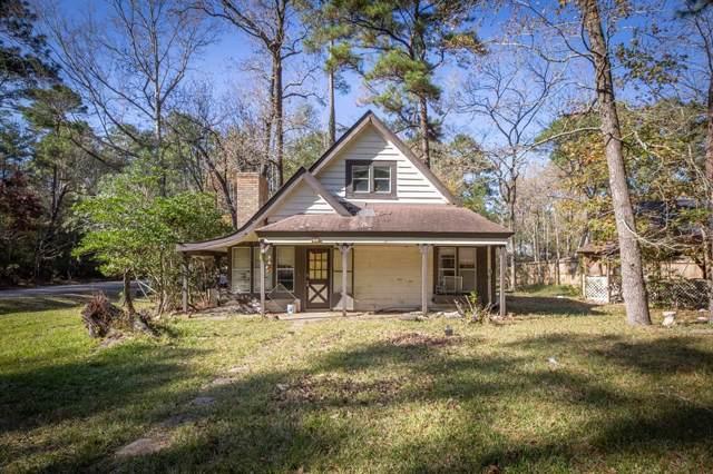 150 N Royale Greens Drive, Coldspring, TX 77331 (MLS #96939434) :: Texas Home Shop Realty