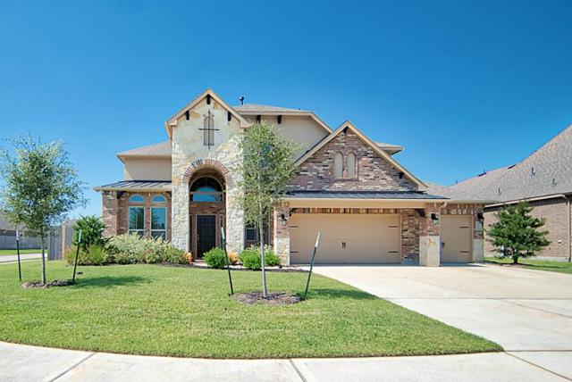 724 Marbrook Saddle Lane, League City, TX 77573 (MLS #96940564) :: Texas Home Shop Realty