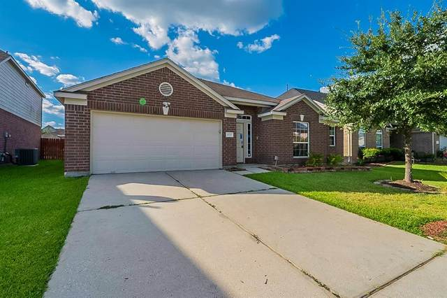4131 Old Arbor Way, Humble, TX 77346 (MLS #96944252) :: The Bly Team