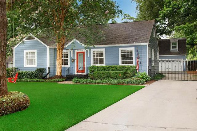 327 W 33rd Street, Houston, TX 77018 (MLS #96946402) :: The Property Guys