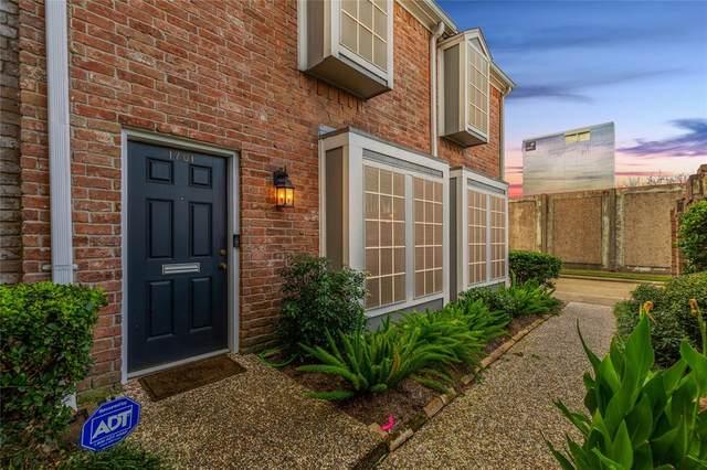 1701 W Sam Houston Parkway S, Houston, TX 77042 (MLS #96955005) :: Texas Home Shop Realty