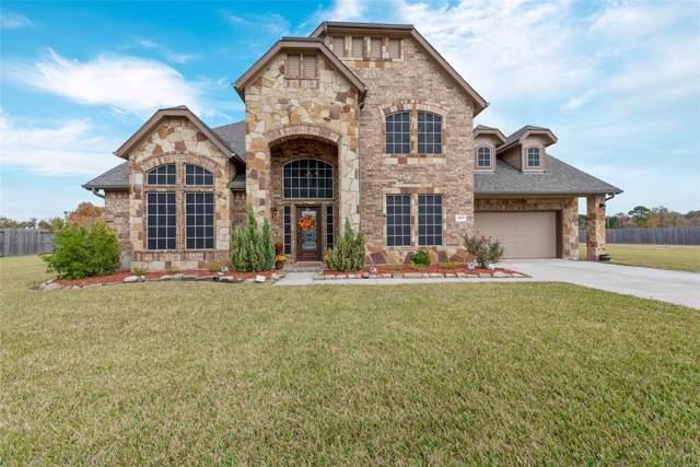 4519 Clearwater Drive, Baytown, TX 77523 (MLS #96958814) :: Ellison Real Estate Team