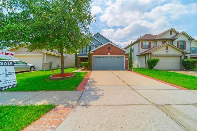 12626 Skyview Manor Drive, Houston, TX 77047 (MLS #96965245) :: TEXdot Realtors, Inc.
