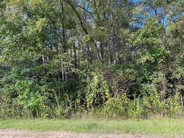 0 Corner Of Creeks End And S Wooded Creek Lane, Shepherd, TX 77371 (MLS #96966548) :: Giorgi Real Estate Group
