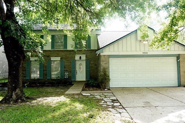 9534 Secretariat Drive, Houston, TX 77065 (MLS #96968312) :: Ellison Real Estate Team
