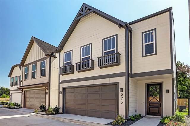 2607 Paul Quinn Street, Houston, TX 77091 (MLS #96969263) :: Texas Home Shop Realty