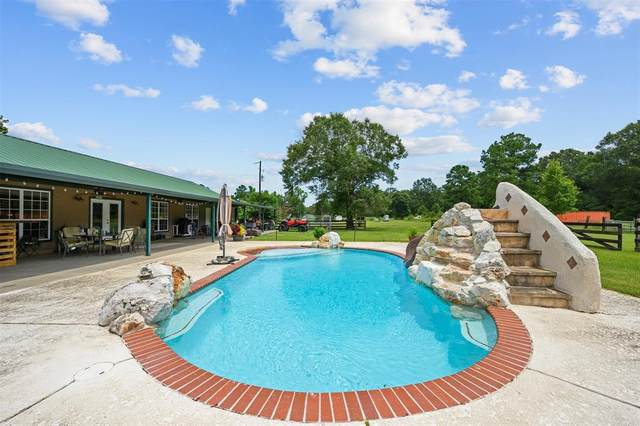 8533 Plum Grove Road, Cleveland, TX 77327 (MLS #96971041) :: All Cities USA Realty