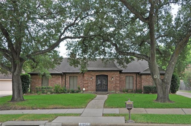 11807 Cedar Pass Drive, Houston, TX 77077 (MLS #96976291) :: The SOLD by George Team