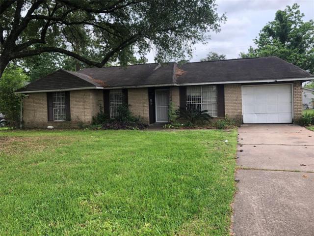 7606 Lakewood Drive, Houston, TX 77016 (MLS #97010263) :: The Home Branch