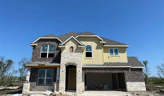 3631 Meadow Pass Lane, Pearland, TX 77584 (MLS #97010825) :: The Freund Group
