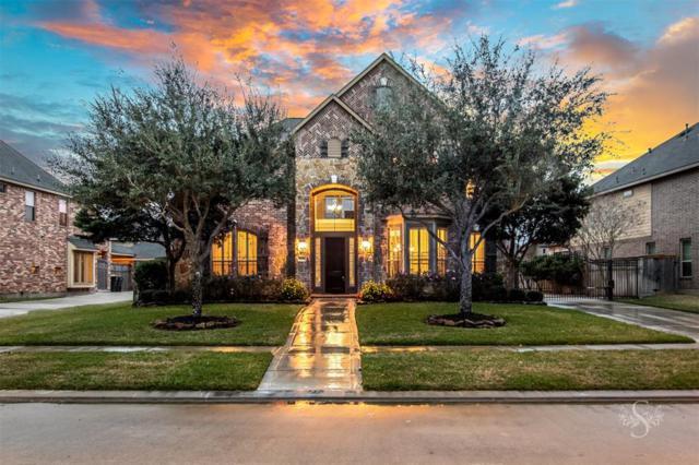 5726 Fulshear Plantation Drive, Fulshear, TX 77441 (MLS #97020717) :: The Bly Team