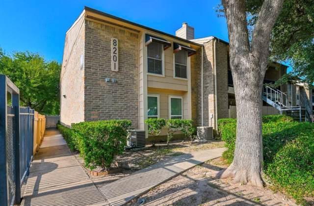 8201 Richmond Avenue #2, Houston, TX 77063 (MLS #97021204) :: CORE Realty