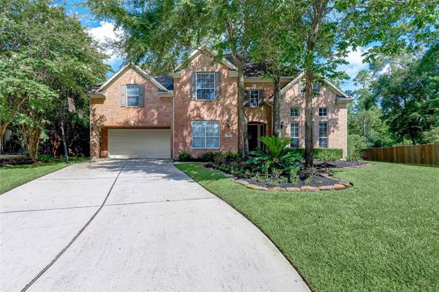 18 Pawprint Place, The Woodlands, TX 77382 (MLS #9702595) :: Caskey Realty