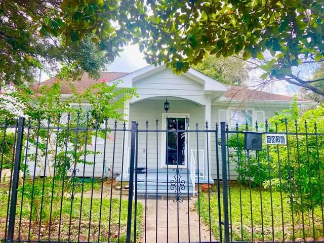 6926 Avenue L, Houston, TX 77011 (MLS #97027512) :: Caskey Realty