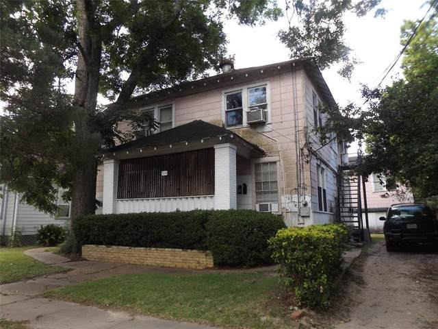 514 Woodland Street #5, Houston, TX 77009 (MLS #97050485) :: The Bly Team