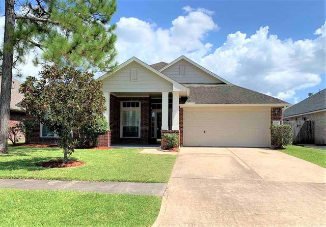 8406 Redbrook Drive, Houston, TX 77089 (MLS #97071756) :: The Home Branch