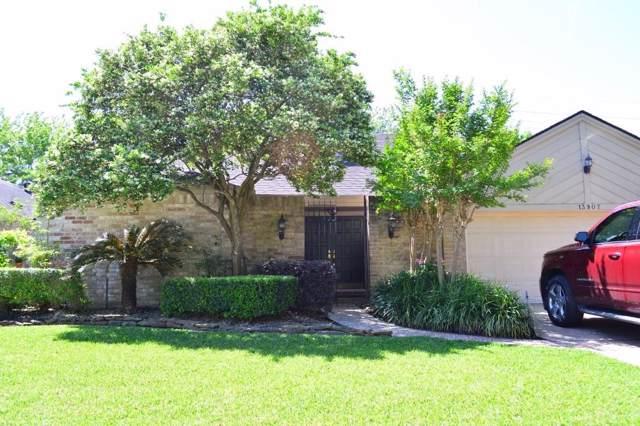 13907 Swiss Hill Drive, Houston, TX 77077 (MLS #97073895) :: Ellison Real Estate Team