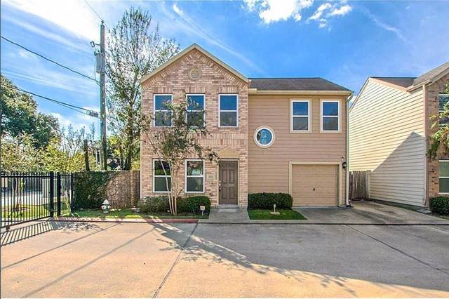 9003 Laverne Crescent, Houston, TX 77080 (MLS #97075230) :: The Heyl Group at Keller Williams