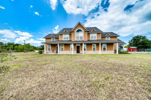 11886 Timber Lane, North Zulch, TX 77872 (MLS #9708128) :: Texas Home Shop Realty