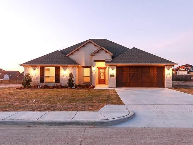 225 Buckeye Drive, Weatherford, TX 76086 (MLS #9708319) :: The Bly Team
