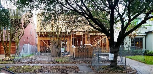 3006 Plumb Street, West University Place, TX 77005 (MLS #97086011) :: Lerner Realty Solutions