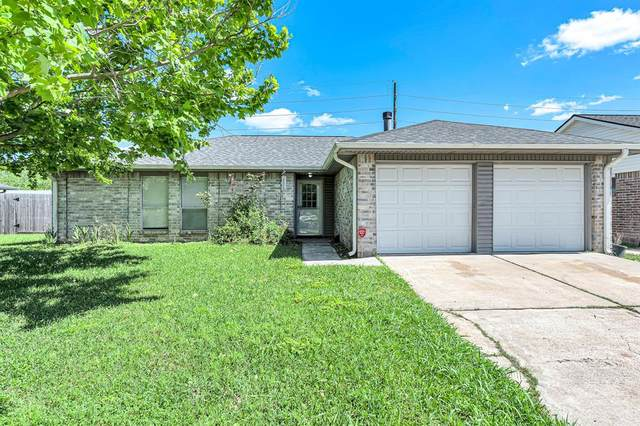 214 Jubal Drive, Richmond, TX 77469 (MLS #97087592) :: The Queen Team