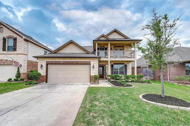 18018 Fernwood Bend Drive, Tomball, TX 77377 (MLS #97101365) :: The Home Branch