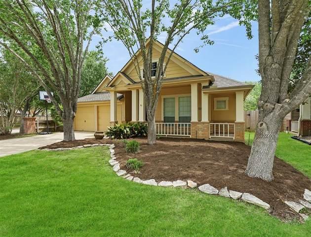 3814 S Village Court, Missouri City, TX 77459 (MLS #97101500) :: Lisa Marie Group | RE/MAX Grand