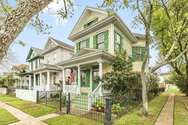 1527 Avenue M, Galveston, TX 77550 (MLS #97106114) :: Guevara Backman