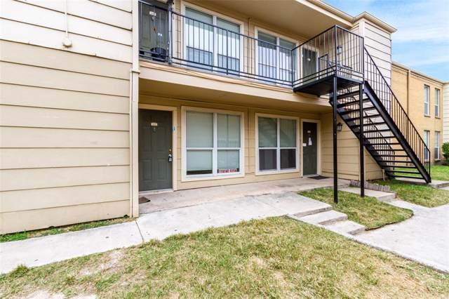 8100 Creekbend Drive #179, Houston, TX 77071 (MLS #97113272) :: Texas Home Shop Realty