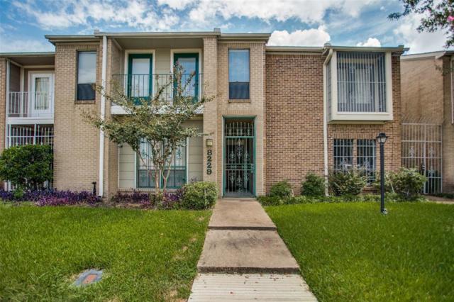 8229 Wednesbury Lane 1/5, Houston, TX 77074 (MLS #97117928) :: Magnolia Realty