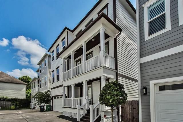 1425 W 23rd Street B, Houston, TX 77008 (MLS #97118137) :: Bay Area Elite Properties