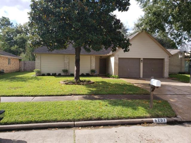 6207 Alstead Drive, Houston, TX 77041 (MLS #97132425) :: The Home Branch