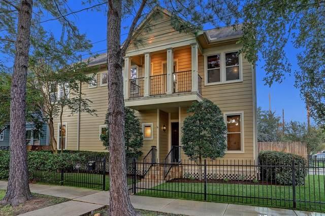 721 W 13th Street, Houston, TX 77008 (MLS #97141151) :: Christy Buck Team