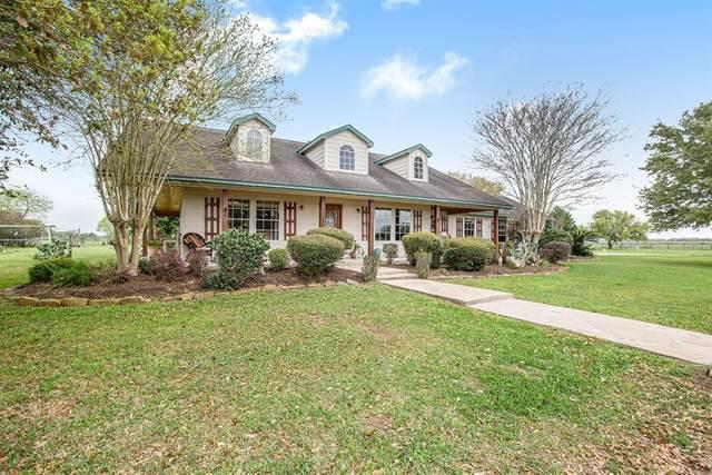 5029 Neiman Road, Brookshire, TX 77423 (MLS #97143322) :: Ellison Real Estate Team