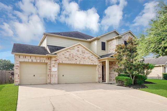 3306 Hazystone Lane, Pearland, TX 77581 (MLS #97158922) :: The Freund Group