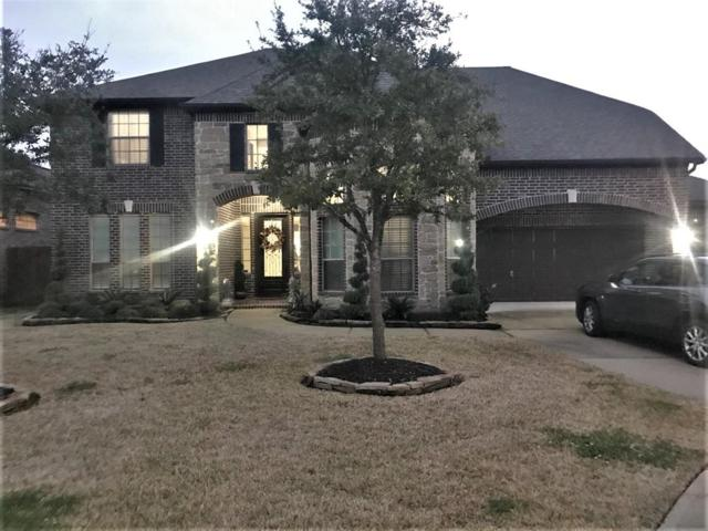 21703 Barely Rose Court, Cypress, TX 77433 (MLS #97162232) :: Caskey Realty
