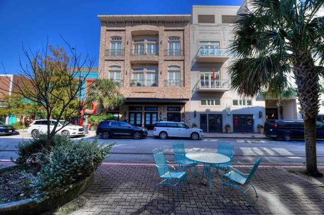 2214 Post Office Street 1A, Galveston, TX 77550 (MLS #97171251) :: Texas Home Shop Realty