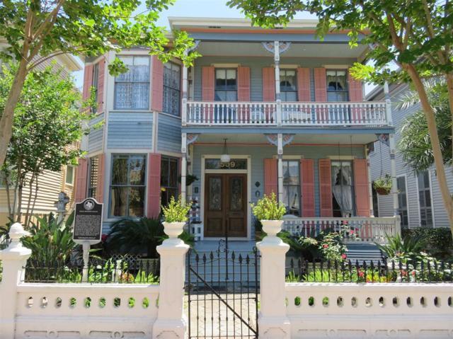 1509 Post Office Street, Galveston, TX 77550 (MLS #97172028) :: Team Parodi at Realty Associates