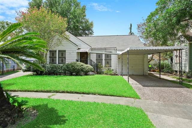923 Dorothy Street, Houston, TX 77008 (MLS #9717490) :: The SOLD by George Team