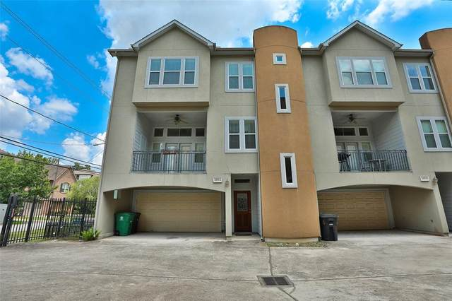5839 Petty Street A, Houston, TX 77007 (MLS #97175207) :: Guevara Backman