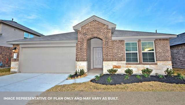 10919 33rd Avenue North, Texas City, TX 77591 (MLS #9719697) :: Rose Above Realty