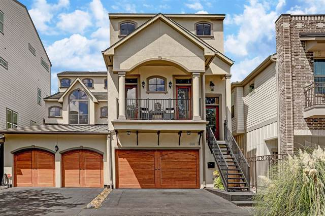 606 W Pierce Street, Houston, TX 77019 (MLS #97206917) :: Giorgi Real Estate Group