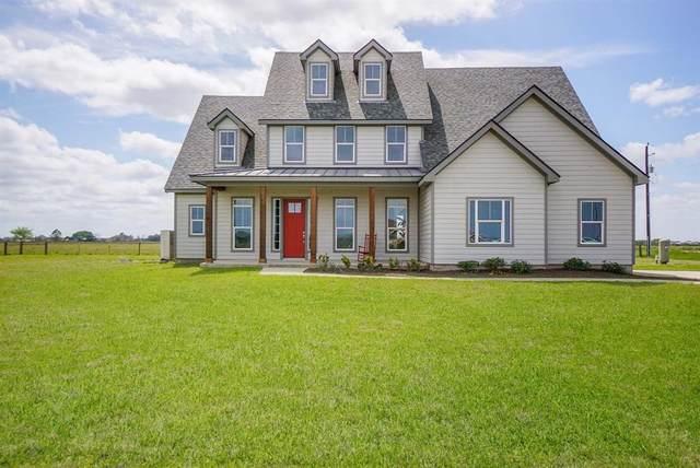 493 County Road 207, East Bernard, TX 77435 (MLS #97212658) :: Ellison Real Estate Team