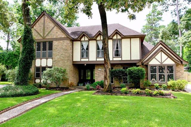 3710 Maple Park Court, Kingwood, TX 77339 (MLS #97215640) :: The SOLD by George Team