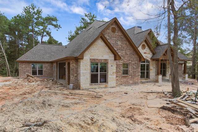 166 Lyndsey Drive, Montgomery, TX 77316 (MLS #97226672) :: Connect Realty