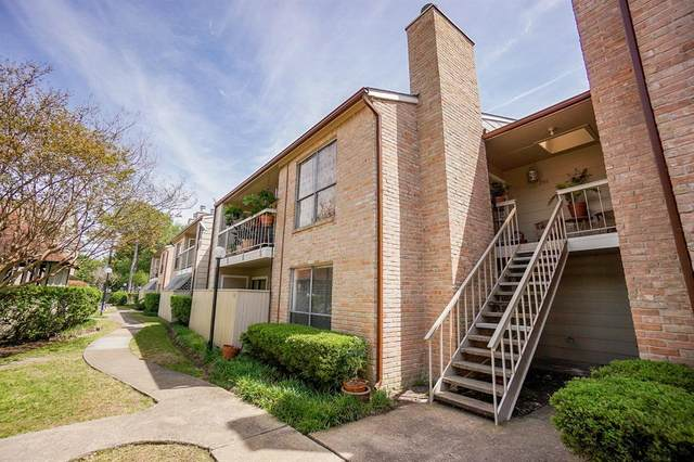 2100 Wilcrest Drive #136, Houston, TX 77042 (MLS #97229561) :: Connect Realty