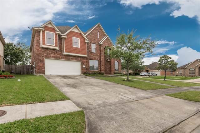 122 Fairport Court, League City, TX 77539 (MLS #97233801) :: Rachel Lee Realtor