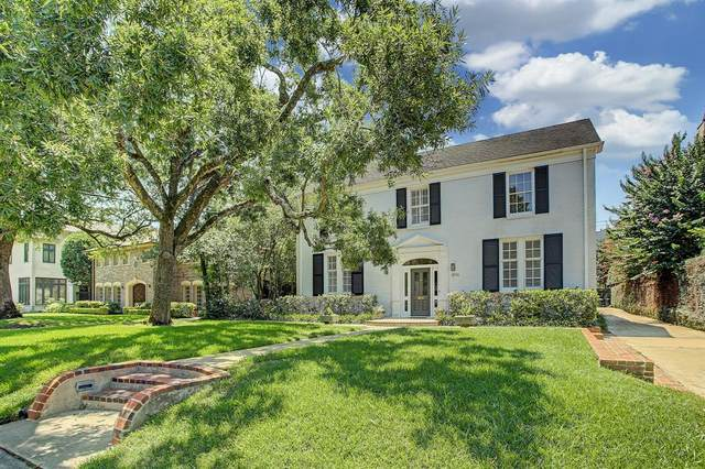 3731 Inwood Drive, Houston, TX 77019 (MLS #97248110) :: The Bly Team