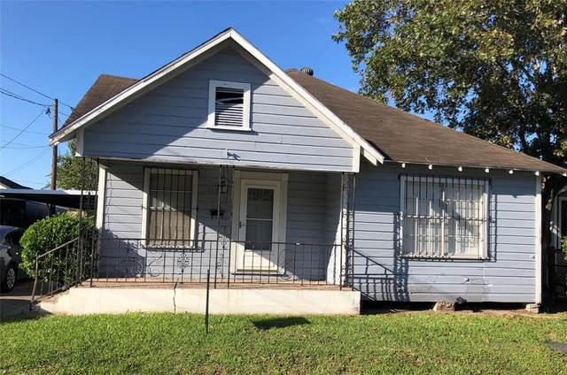 1113 Hammock Street, Houston, TX 77009 (MLS #97249765) :: The Queen Team